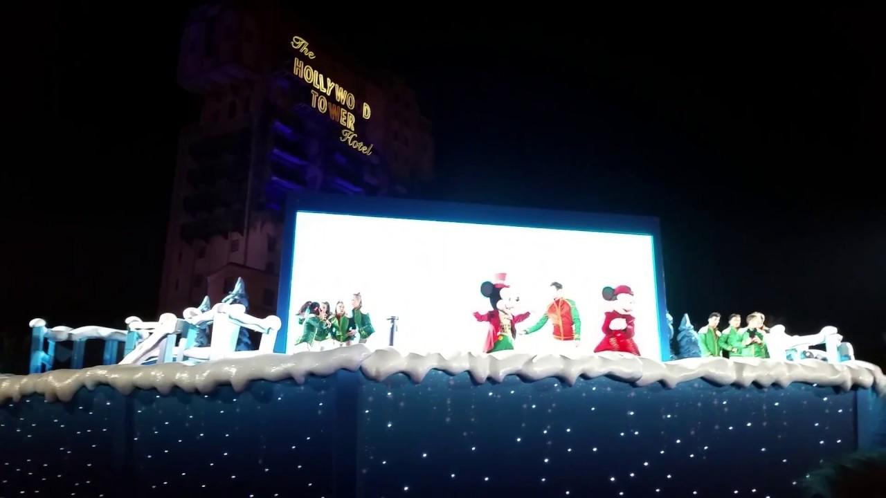Sing me a Merry Christmas ! Disneyland Paris ( January 2018 )