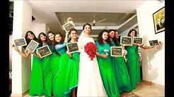 Latest Flower Girls Desgins Kerala 2018