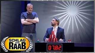 Speedstacking - Schlag den Raab 46