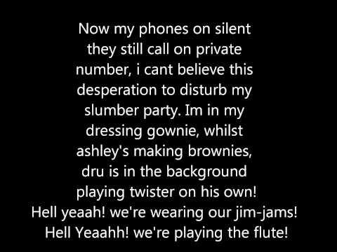 The Midnight Beast - Booty Call Lyrics