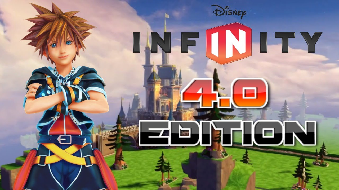 Kingdom hearts in disney infinity 4 0 edition youtube