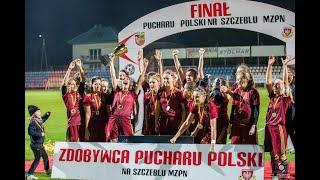 Legia Ladies wznoszą Puchar Polski na szczeblu MZPN!