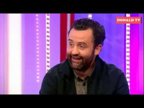 BBC The One Show 14/02/2019 Daniel Mays
