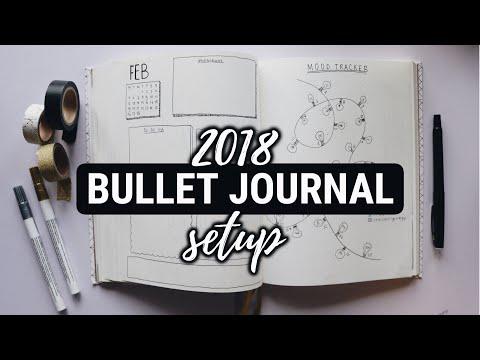 2018-bullet-journal-setup-february-plan-with-me-(minimal)
