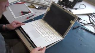 Display Tausch Apple MacBook