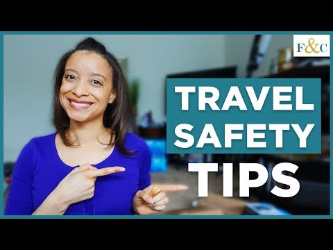 Safety Tips While Traveling Abroad | Frolic & Courage