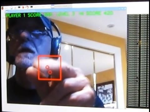 Opencv motion tracking tutorial