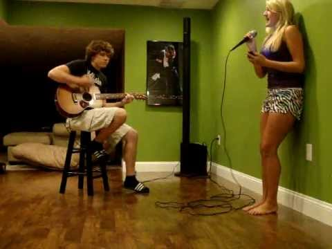 Wasted by Carrie Underwood - Cover