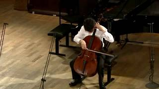 Paul Hindemith - Sonata for Cello solo, Op. 25 No. 3