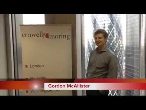 Crowell & Moring London Accepts the #IceBucketChallenge to #StrikeOutALS