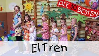 El Tren - Singen, Tanzen und Bewegen || Kinderlieder