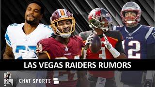 Raiders Darius Slay Trade? Raiders Rumors On Tom Brady, Marcus Mariota, Josh Norman & Daryl Worley