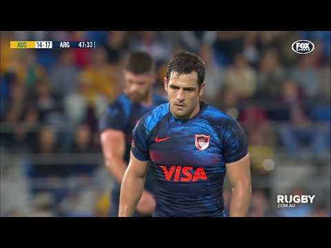 The Rugby Championship: Wallabies vs Argentina