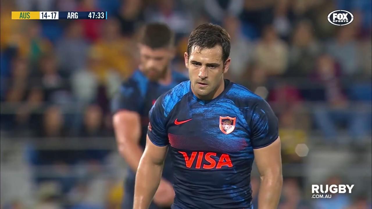 Indígena Circunferencia seriamente  The Rugby Championship: Wallabies vs Argentina - YouTube