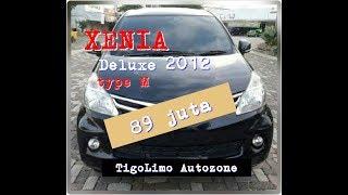 Review Daihatsu Xenia 2012 deluxe type M, COD kalimalang ( TigoLimo Autozone )