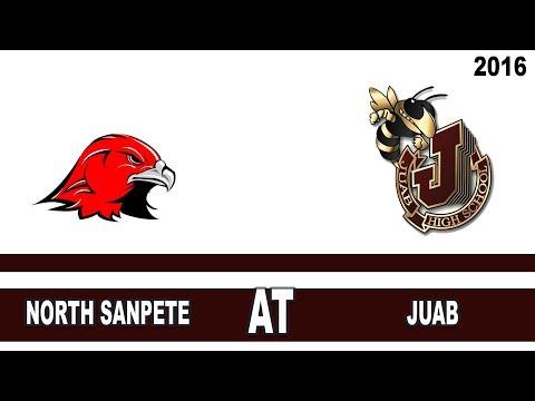 Boys Basketball: North Sanpete at Juab High School Utah 2016