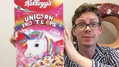 Unicorn Froot Loops im Test: Limitierte Einhorn-Edition zum Kelloggs-Frühstück zu kaufen!