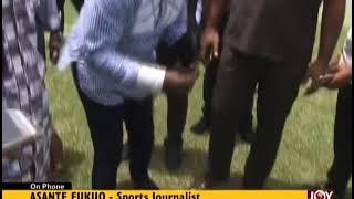 2018 AWCON - AM Sports on JoyNews (17-10-18)