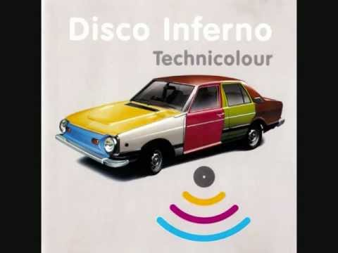 Disco Inferno - Over and Over mp3