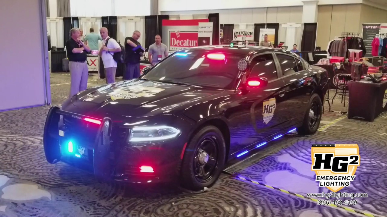 Hg2 Emergency Lighting 2017 Dodge Charger Package Blue Red