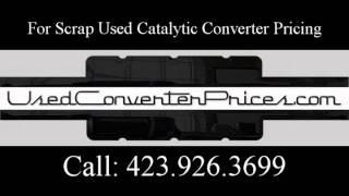 Scrap Catalytic Converter Price List BuyerPricer