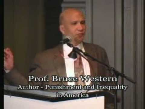 Prof. Bruce Western - Inequality in the Age of Mass Incarceration