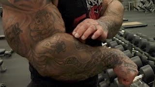 MY 2 CENTS - BEST EXERCISE FOR HUGE FOREARMS - MOST BODYBUILDERS DON'T DO