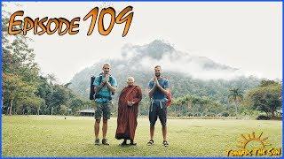 10 дней в буддистском монастыре. ВИПАССАНА (Таиланд). Навстречу Солнцу Автостопом 109