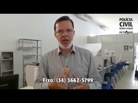 Delegado esclarece sobre o funcionamento do Detran em Araxá