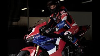 Marc Márquez rides the CBR1000RR-R / 360°Video