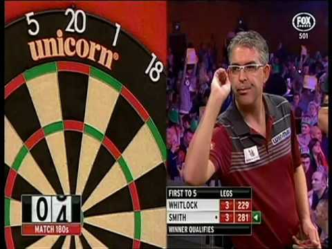 Simon Whitlock Vs Jeff Smith World Grand Slam 2016