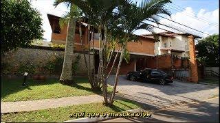 CONHEÇA A MANSÃO TRAP (TRAP HOUSE)
