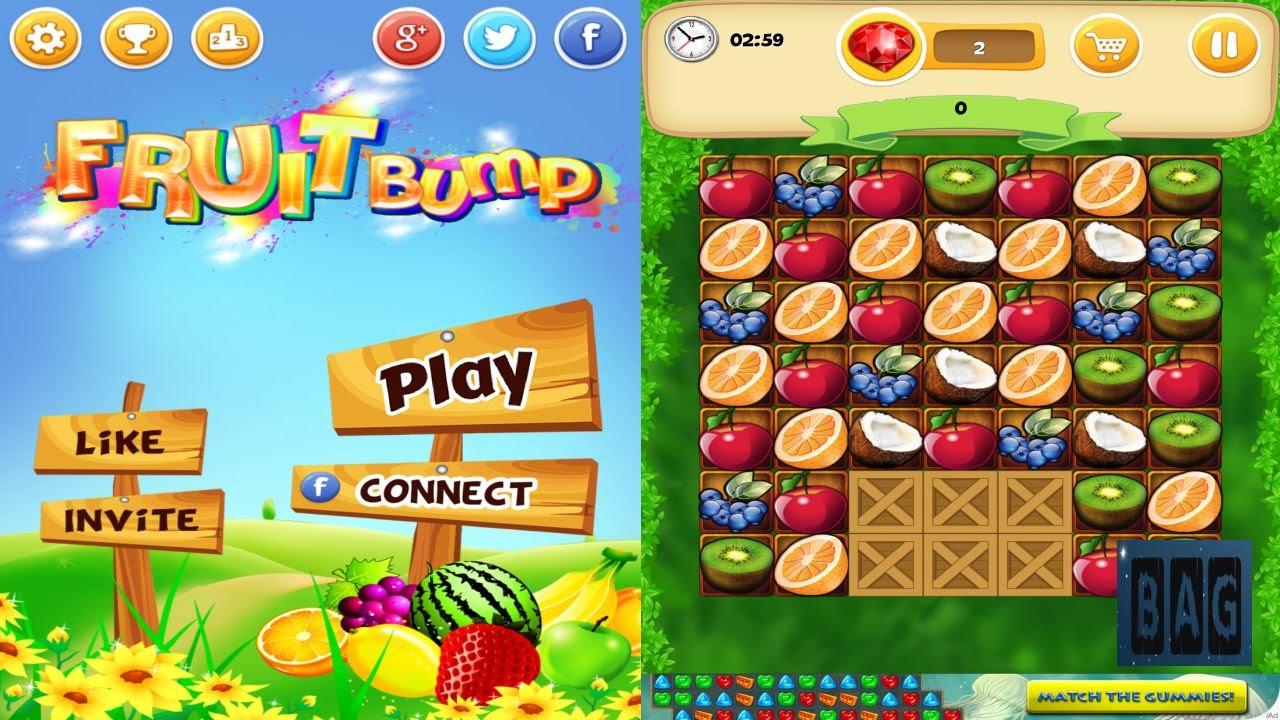 Fruit bump game free download - Fruit Bump Hd Gameplay