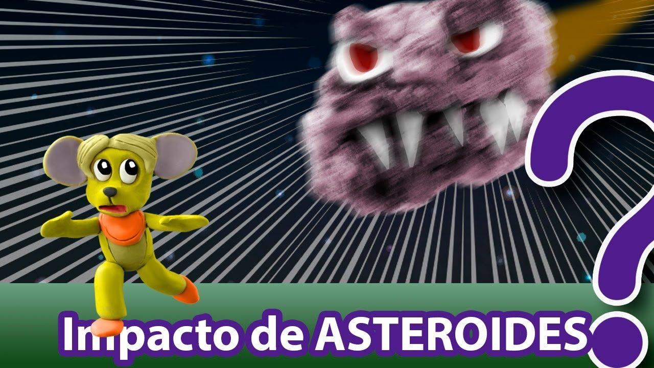 ¿Un ASTEROIDE puede chocar con la Tierra? - CuriosaMente 184