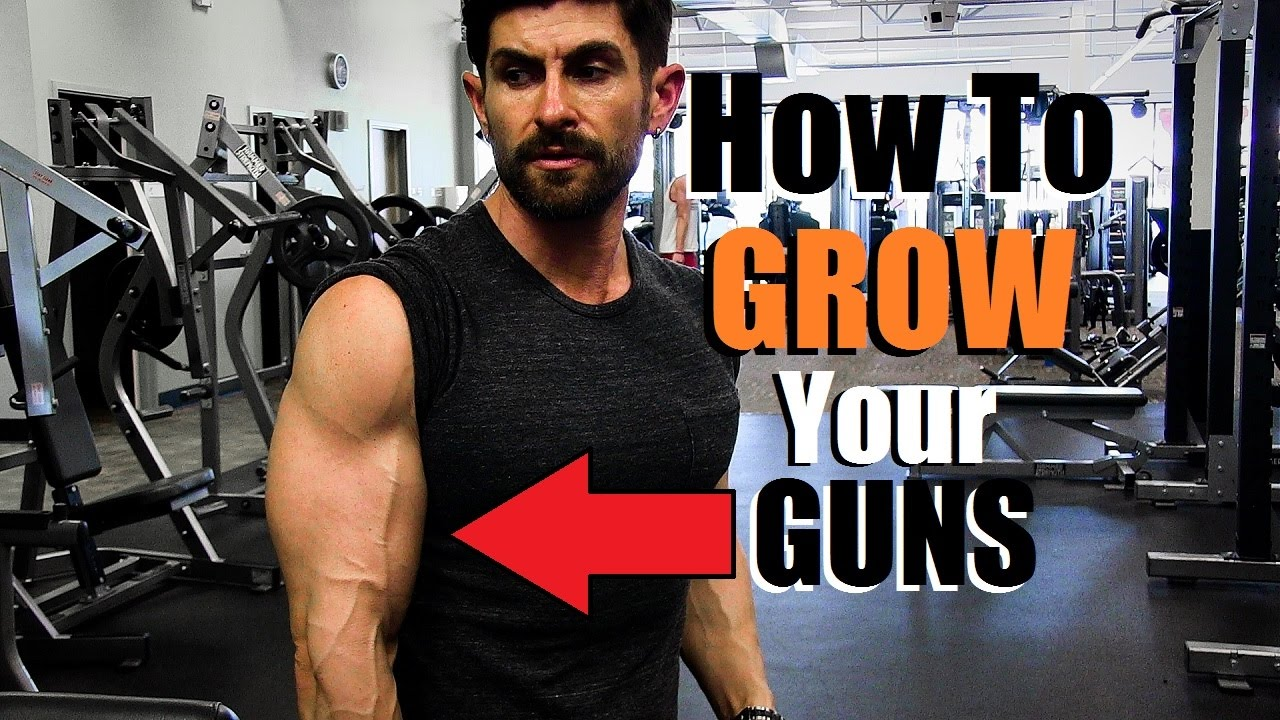 Get Your Arms To GROW   Kickass Bicep and Tricep Superset