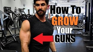 Get Your Arms To GROW | Kickass Bicep and Tricep Superset