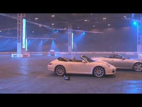 Fifth Gear: Web TV - Behind the Scenes at Autosport International