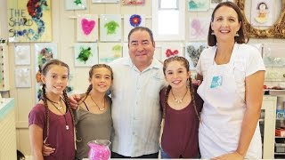 Florida Travel: Emeril visits Art at Mary Hong in South Walton