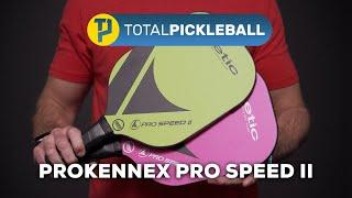 PROKENNEX Kinetic Ovation Speed II Pickleball Paddle