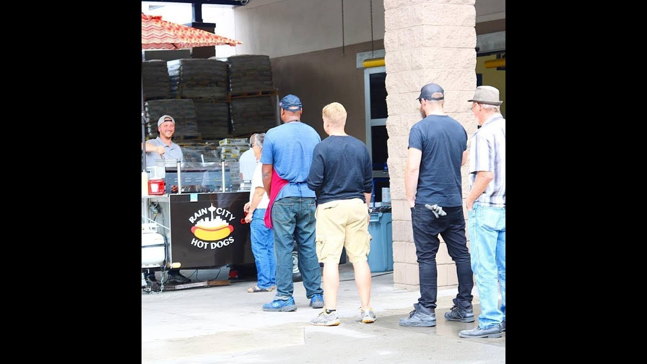 How To Get Your Hot Dog Cart At Lowes And Home Depot