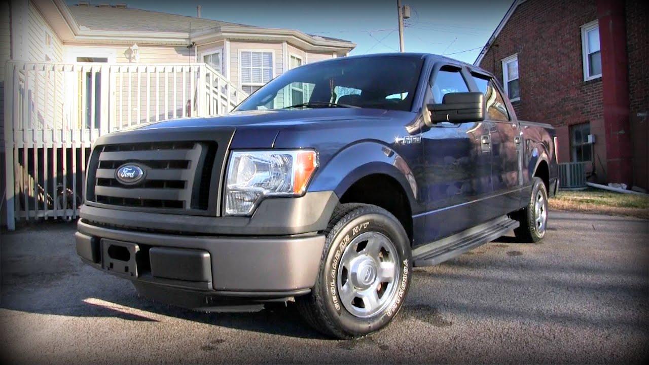 2011 ford f 150 3 7l v6 flex fuel in depth review start up engine tour youtube. Black Bedroom Furniture Sets. Home Design Ideas