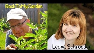 Gardening Tips From Beautiful British Columbia with Leona Schroeder