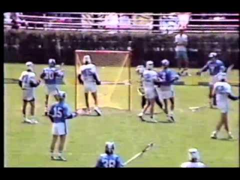 OLD SKOOL LAX  1986 NCAA Men