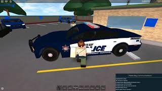 ROBLOX | DOJ Paleto Bay Sheriff's Office | Crazies Patrol Ever...