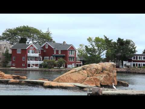 Sea Mist Thimble Islands Cruise, Stony Creek, Connecticut, USA - Unravel Travel TV