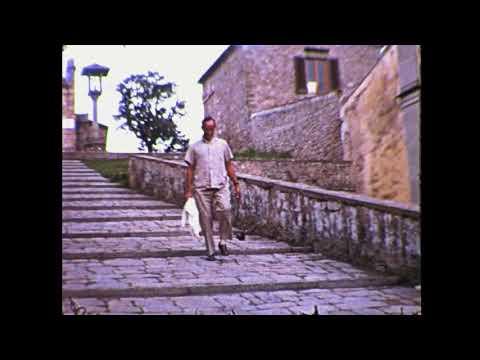 Rimini Italy 1963  full HD version