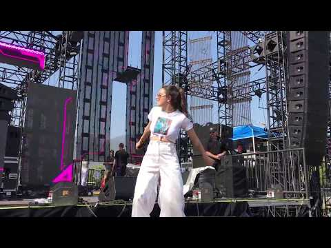 Charli XCX - Roll With Me LIVE HD (2017) Hard Summer Music Festival