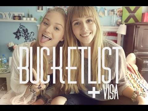 6 -Bucketlist +Visum ⎮Auslandstagebuch USA 2015/16
