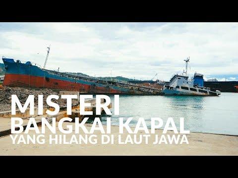 Misteri Hilangnya Kapal di Laut Jawa