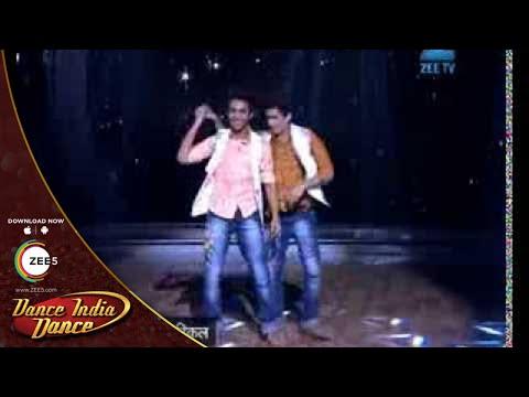 Dance India Dance Season 4 February 01, 2014 - Manan and Shyam